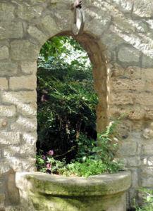 Garden Well, Paris